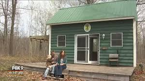 tiny houses minnesota minnesota couple opens sanctuary for tiny homes near mille lacs