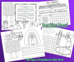 6 best images of printable religious easter activities printable