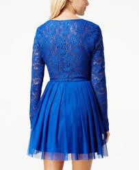 teeze me juniors u0027 lace bodice ballerina party dress dresses