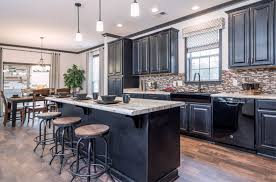 Kitchen Island Manufacturers Modular Homes Kitchens Franklin Homes