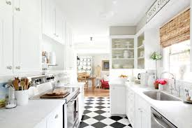 black and white kitchen floor ideas 11 black and white floor designs plans flooring ideas tile
