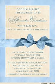 blessing baby blessings shower invitation god blue to be