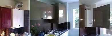 cuisine cacher peut on installer une chaudière dans un placard elyotherm