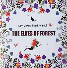car jenny lived in soul the elves of forest u0026 12 pencil coloring