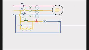 single phase dol wiring diagram wiring diagram