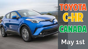 toyota canada watch now on sale at toyota dealers across canada starting may