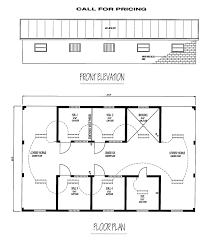 Barn Plan Horse Barn Floor Plans With Living Quarters U2013 Home Interior Plans