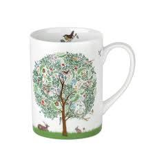 Tree Mug Portmeirion Enchanted Tree Mug 12oz Set Of 4 Portmeirion Uk