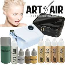 professional airbrush makeup system of air professional airbrush cosmetic makeup system fair