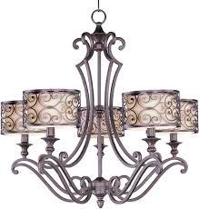 mondrian 5 light chandelier single tier chandelier maxim lighting