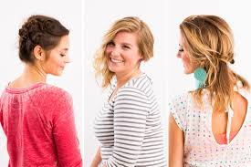26 lazy hairstyling hacks the 36 best hair tutorials of 2014 brit co