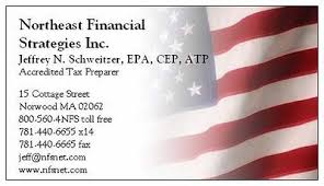 northeast financial strategies inc wrentham ma tax accounting