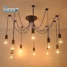 Hanging Edison Bulb Chandelier 37 Best Lighting Short List Images On Pinterest Chandeliers