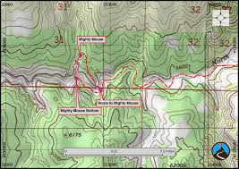 Bryce Canyon Map Pdf Canyoneering Mighty Mouse Canyon Zion East Side Road Trip Ryan