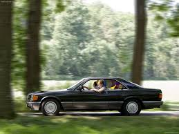 classic mercedes coupe mercedes benz s class coupe 1981 picture 11 of 25