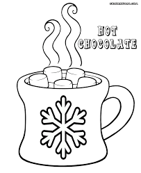 chocolate coloring pages coloring pages to download and print