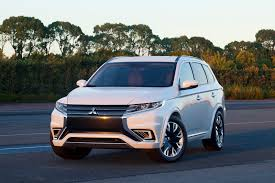 mitsubishi outlander 2016 white delayed u s launch for mitsubishi outlander phev now set for