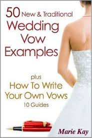 Wedding Quotes Examples How To Make Your Own Wedding Vow Notebook Wedding Vows