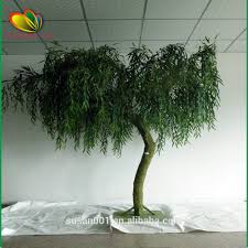 decorative artificial wooden tree decorative artificial wooden