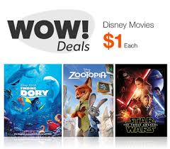 disney movie digital downloads only 1 00 mylitter one deal at