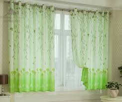 Short Curtains Green Short Curtains For Living Room Best Curtains Design 2016