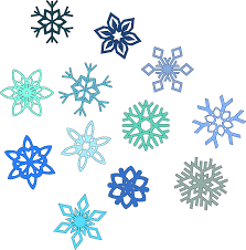 small snowflake clipart 66