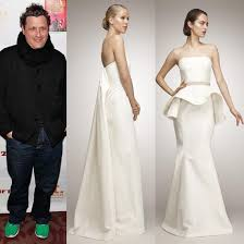Designer Wedding Dresses 2011 Isaac Mizrahi Designs Six Wedding Gowns Exclusive To The Aisle New