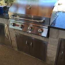 Bull Outdoor Kitchen by Outdoor Kitchens