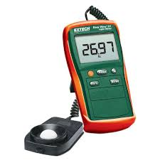 extech instruments led light meter lt40 the home depot
