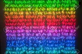 imposing ideas rainbow lights colors makeup and