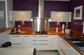 cuisine avec plan de travail en bois plan de travail cuisine bois brut plan de travail cuisine en 71