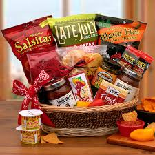 Themed Gift Basket Ideas Spicy Southwestern Gift Baskets Aagiftsandbaskets Com