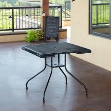 Drop Leaf Patio Table Grand Resort Drop Leaf Table
