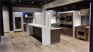 beautiful kitchen appliance showroom