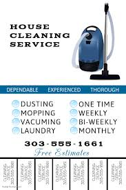 cleaning brochure templates free cleaning service flyer templates postermywall