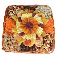 fruit and nut baskets fruit nut gift basket towers costco