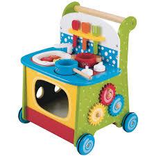 elc wooden activity kitchen amazon co uk baby