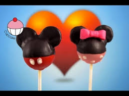 mickey mouse cakepops learn how to make mickey cake pops a