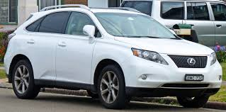 lexus harrier rx 350 price 2009 lexus rx 350 information and photos momentcar