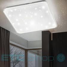 Schlafzimmer Lampe Led Dimmbar Led Decken Lampe Schlafzimmer Sternen Himmel Effekt Dimmer Leuchte