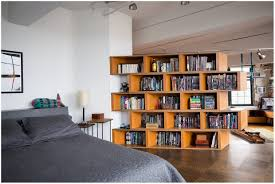bookshelves as room dividers ideas awesome room divider shelving