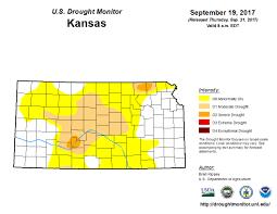 Wichita Ks Zip Code Map by Kansas Drought Information