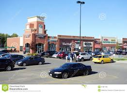 M2 To Square Feet Toronto Strip Mall Editorial Image Image 37861780