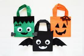Halloween Goodie Bags 33 Diy Halloween Treat Bags