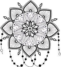 hd wallpapers simple mandala coloring pages iik 000d info