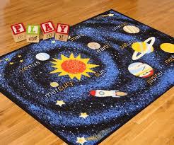 Kids Carpets Space Rug Roselawnlutheran