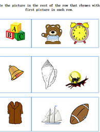 kindergarten rhyming words game rhyming words for kids and for