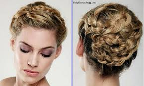 hair braiding styles step by step 50 easy prom hairstyles updos ideas step by step