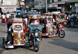 philippine jeepney aside from the jeepney my favorite way to get around is the