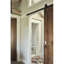 Barn Door Room Divider Henderson Rustic 80 Barn Door Sliding Rail Set 2m Room Dividers